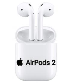 Apple Airpods 2019 avec boîtier de charge sans fil