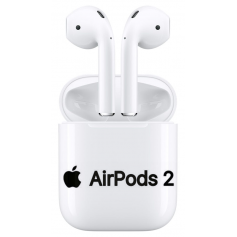 Apple Airpods 2019 con base de carga inalámbrica