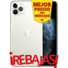 Apple iPhone 11 Pro 64GB Gris Sideral