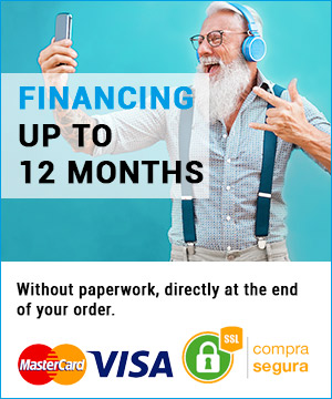 Finance your order in up to 12 months